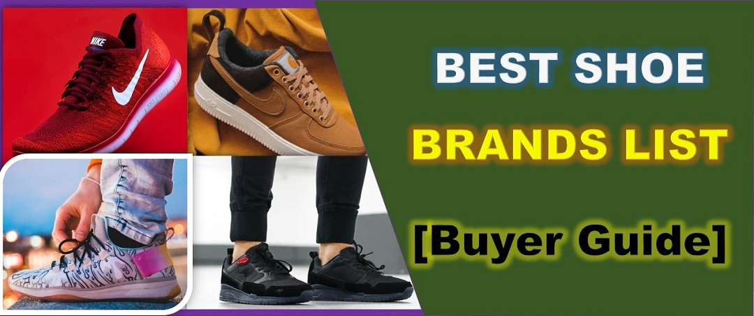 best shoe brands list 2020