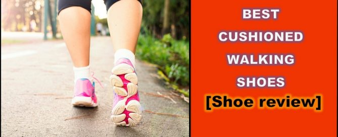 best cushioned walking shoes