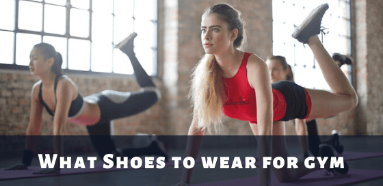 What Shoes to Wear for Gym