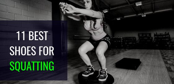 best shoes for squat training